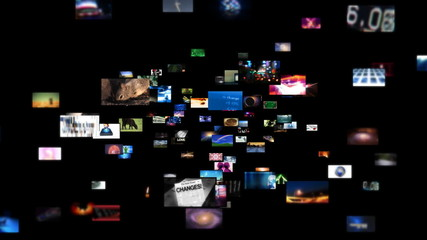 Video Wall Media Streaming (HD)