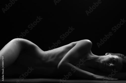 Fototapeten,erotisch,nude,mädchen,körper