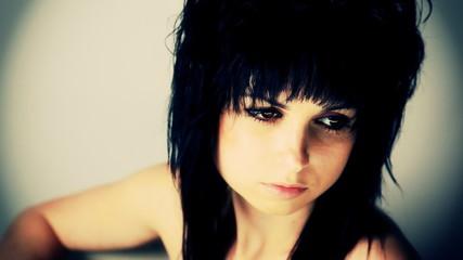 Young Woman Portrait