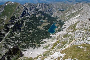 Durmitor National Park mountains, Montenegro