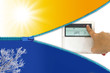 Concept zip chauffage climatisation