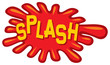 cartoon - splash