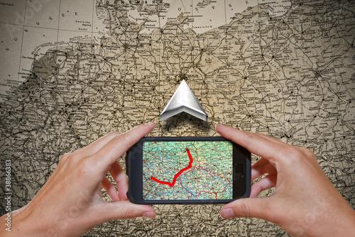 GPS mobil - 38866383