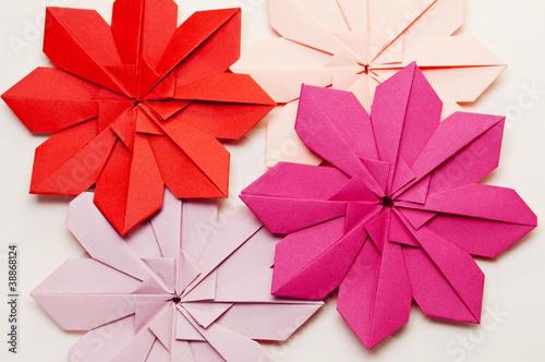 折り紙 - 花
