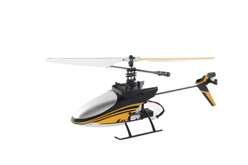 Toy radio helicopter