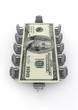 Big business boardroom dollar