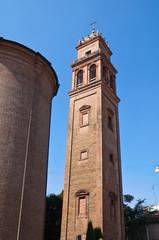 St. Benedetto Belltower Church. Ferrara. Emilia-Romagna. Italy.