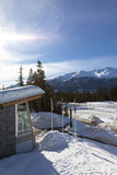 Day Lodge at whistler olympic park