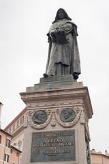 Giordano Bruno monument on Campo de Fiori, Rome