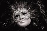 Carnival Mask, Venice - 38890702