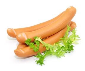 Wiener, Salat
