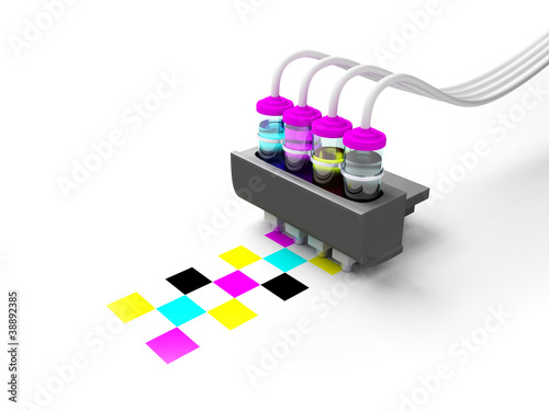 cmyk print cartridge