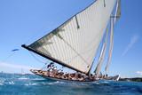 Fototapety team spirit esprit d'équipe voilier regate mer ocean yachting