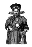 Trad. Woman - Asia poster