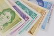 Deuschte Mark Banknoten