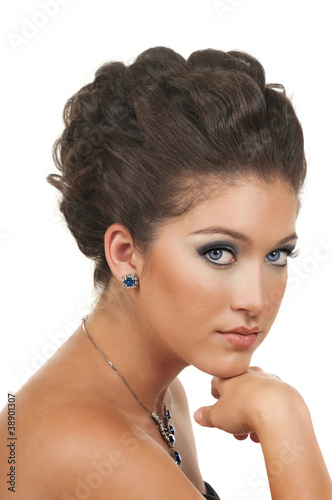 Hair, Make Up and Jewelry