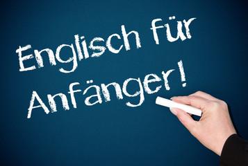 Englisch für Anfänger !