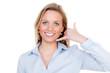 zeichensprache,telefonieren