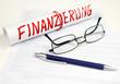 Finanzierung unterschreiben
