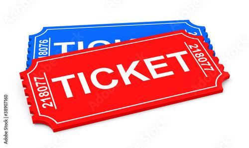 Das Ticket