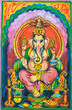 Tableau/Peinture de Ganesh