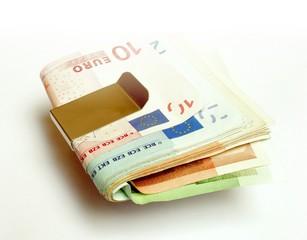 Geldklammer Euro