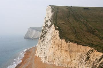 Coastal Cliffs,Lulworth Cove,Dorset, South England
