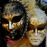 Fototapety Venetian Carnival Mask