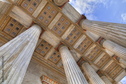 The Academy of Athens, Greece - 38922520