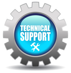 Technical support vector sign
