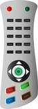 universal remote for consumer goods