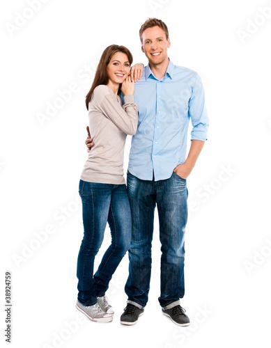 Junges Paar - 38924759