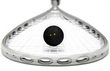 Fototapety squash racket and ball