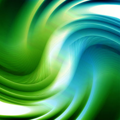 ecological concept abstract wavy background