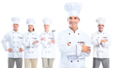 Chef baker.