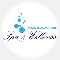 Spa & Wellness Company Logo
