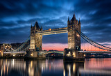 Tower Bridge Londres Angleterre - Fine Art prints