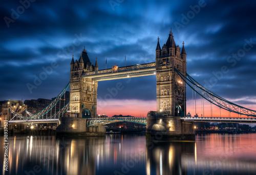 Turmbrücke Londres Angleterre
