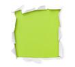 Breakthrough paper square