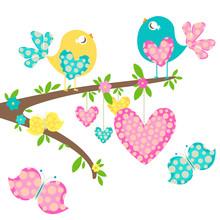 Wiosenne ptaki