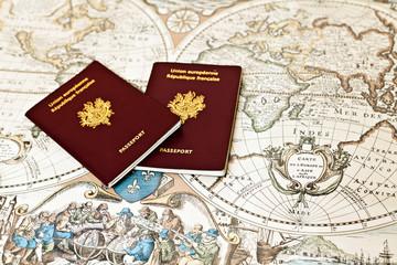 passeports français