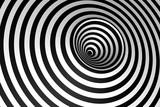 Fototapeta spirala - tunel - Kształty