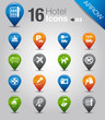 Arrow - Hotel icons