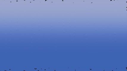 pluie vidéo 1