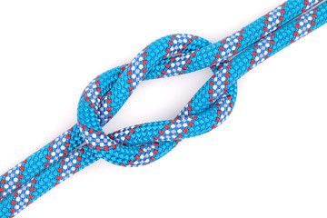 8  blue knot