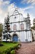 Vasco da gama church in Kochi