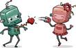 Heart Magnet - 38959534