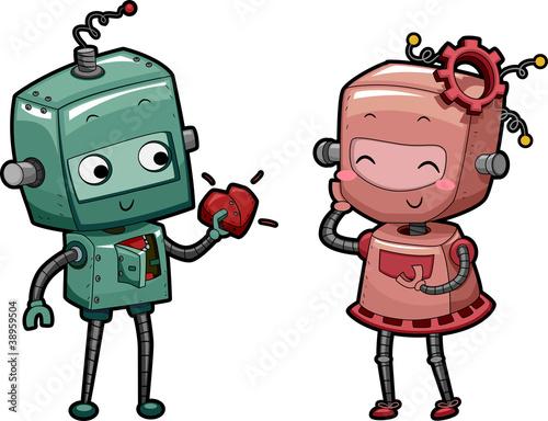 Robot Heart - 38959504