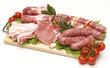 Carne di maiale per grigliata