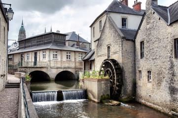 Centre historique de Bayeux